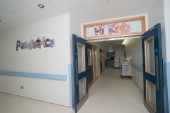 Paeds Entrance